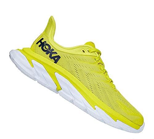 scarpe running hoka donna HOKA ONE ONE Scarpe Running Donna Clifton Edge A3 Neutre Giallo 6