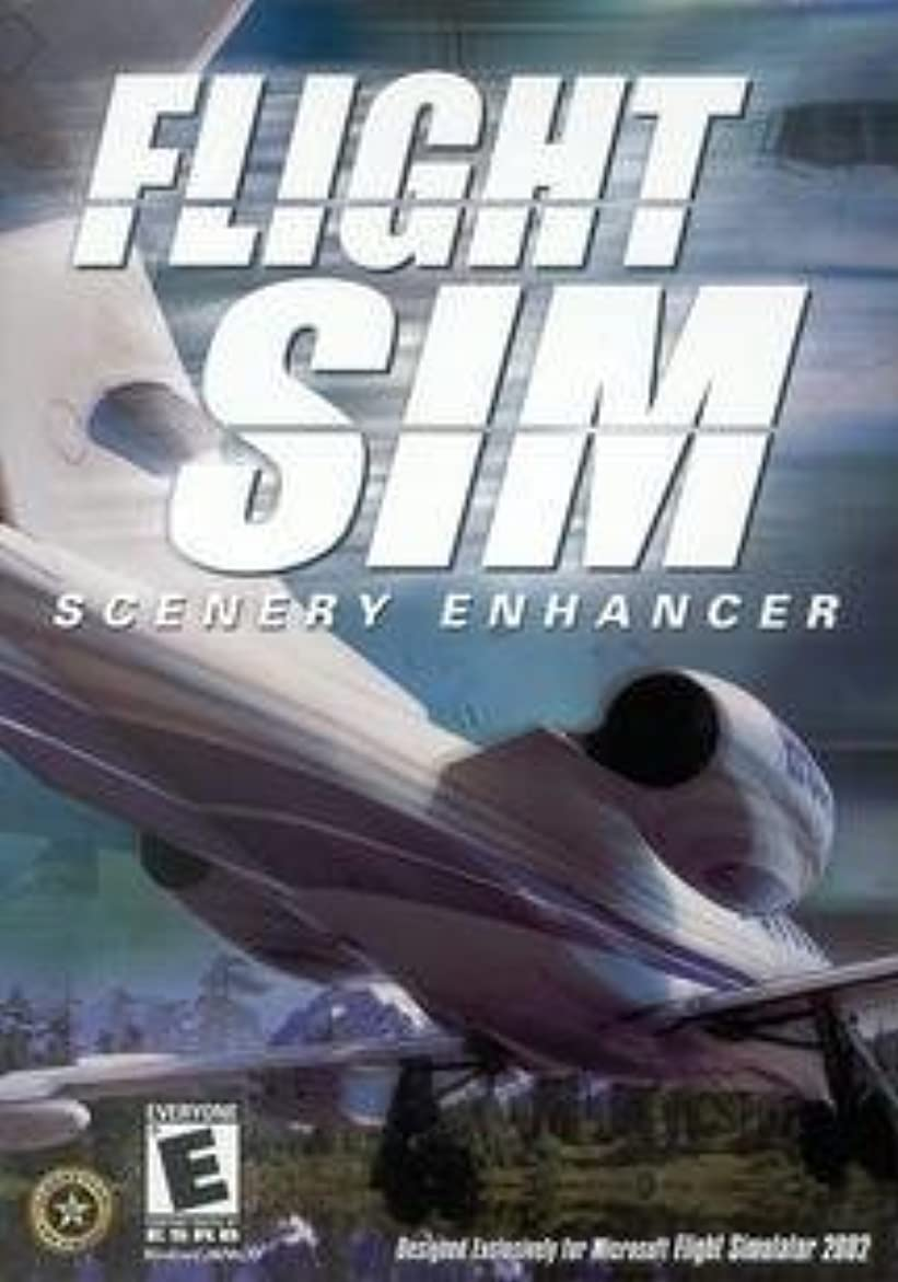 テラスシャイ蒸気Microsoft Flight Sim Scenery Enhancer (輸入版)