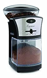 Image of Capresso Coffee Burr Grinder: Bestviewsreviews