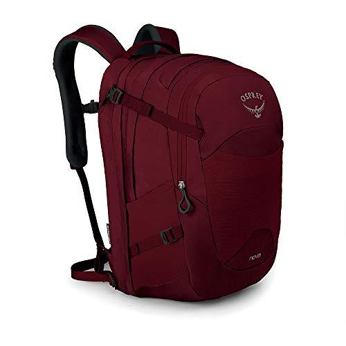 Osprey Nova Sac à dos loisir, 46 cm, 33 liters, Rouge (Red Herring)