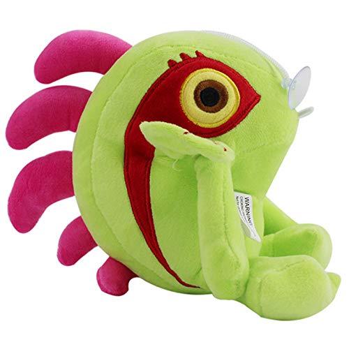 Hanyyj Plüschtiere World of Warcraft Murloc Plüschtier Kuscheltiere Niedlicher Fisch Weiche Puppen Kindergeschenke 20 cm