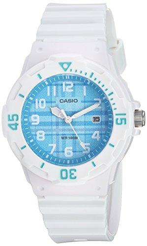 Casio LRW-200H-2CVCF Reloj analógico de cuarzo para mujer