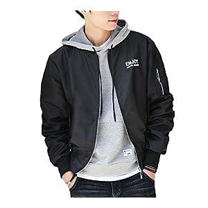 フライトジャケット MA-1 メンズ ジャケット ミリタリー ブルゾン ジャンパー アウター 秋 冬 春 防寒 防風 カジュアル