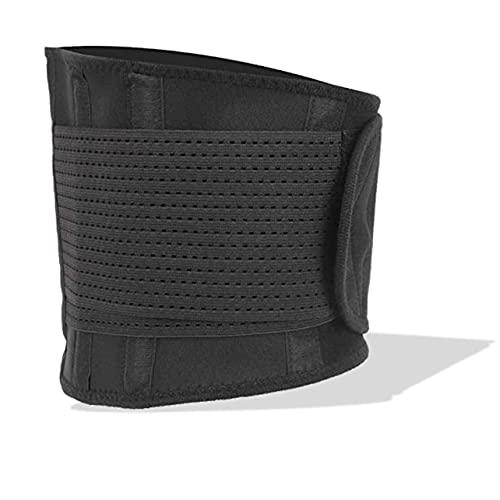 Cinturilla, Cinturón protector de cintura ajustable doble Cinturón de ejercicio de soporte de presión, para hombres Mujeres Yoga Fitness