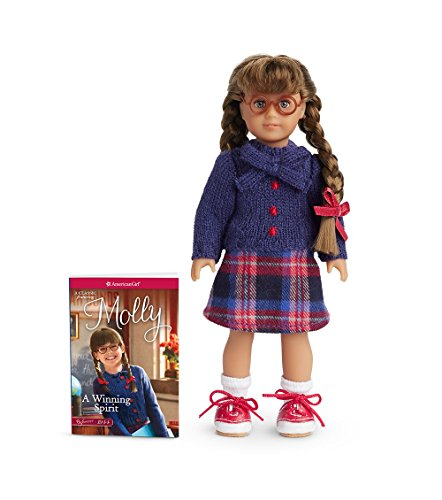 Compare Textbook Prices for Molly Mini Doll and Book Dol Toy Edition ISBN 9781683370581 by American Girl