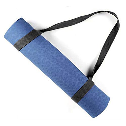 Yunhigh-uk Yoga Mat Strap Carry, Multifunctional Yoga Mat Sling for Mat Carrier Stretching Strap