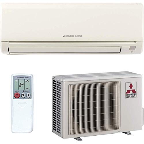 Mitsubishi MY-GL12NA - 12,000 BTU 23.1 SEER Wall Mount Ductless Mini Split Air Conditioner 208-230V