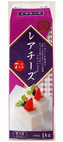 Y091332-1P 豊田乳業 牛乳パックシリーズ TOYOTA レアチーズ 7〜8人分 1kg×1個 要冷蔵
