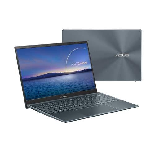 "ASUS ZenBook 14"" UX425EA-BM015R FHD Intel Core i7-1165G7 8 GB LPDDR4x, 512 GB SSD, IRIS Xe GRAPHICHS, Wi-Fi 6 (802.11ax), tast.retr., Windows 10 Pro Grigio"