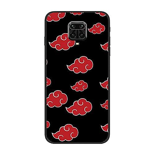 BFDRSGES Funda de silicona para XIAOMI Redmi Note 9 Pro/Note 9 Pro...