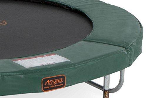 Avyna Kids Universale Standard di Sicurezza Pad, Diametro 245cm, Taglia Unica, Colore: Verde