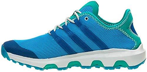 adidas Herren Outdoorschuhe Wanderschuhe atmungsaktiv Climacool Voyager blau, Größe:UK 9 (43 1/3)