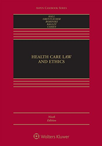 Health Care Law And Ethics Aspen Casebook Series English Edition Version Kindle