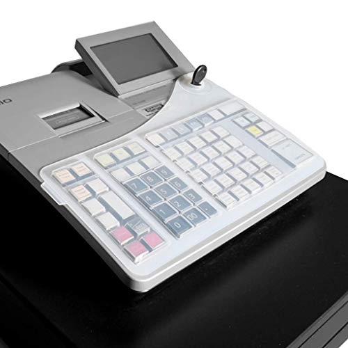 Funda de silicona para teclado CASIO SE-S400 / SE-S3000