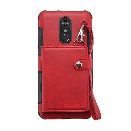 Compatible con Sony XZ1 Ultra delgada y suave TPU y piel funda...
