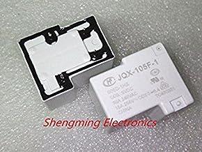 10PCS 5V Relay 30A JQX-105F-1-005D-1HS HF105F-1-005D-1HS 4pin Normally Open