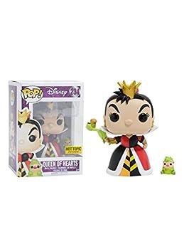 POP! Funko Disney Alice in Wonderland Queen of Hearts #234