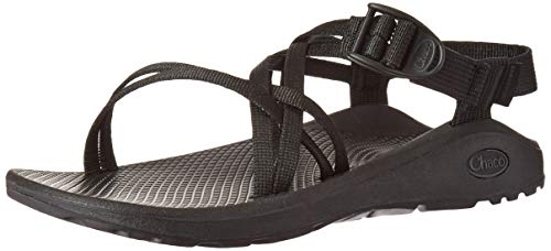 Chaco Women's Zcloud X Sandal, Solid Black, 5