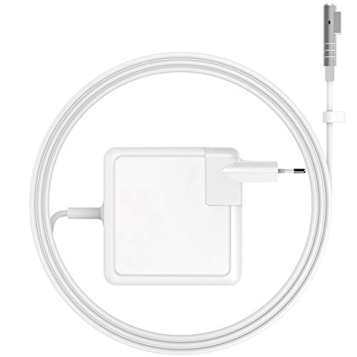 BETIONE Mac Book Pro Ladegerät, Mac Book Ladegerät, Mac Book Air Ladegerät 60W MagSafe 1 L-Form Netzteil - Funktioniert mit 45W/60W MacBooks 11
