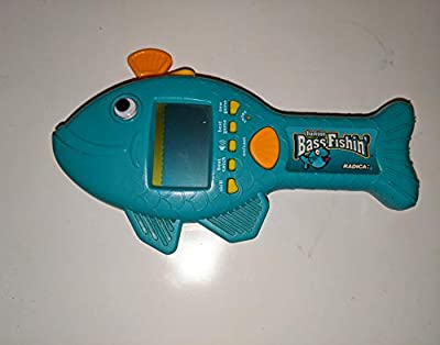 Radica Junior Bass Fishin by Radica Games