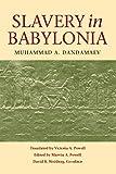 Slavery in Babylonia