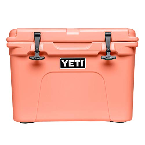 YETI Tundra 35 Cooler, Coral