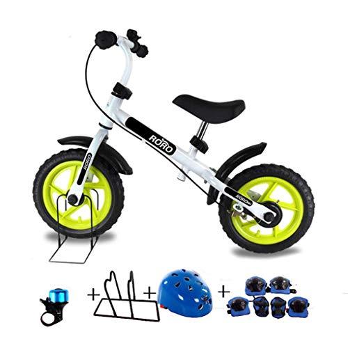 Equilibrio Paseo en bicicleta, Equilibrio Bicicleta Bebé Equilibrio infantil para niños Scooter...