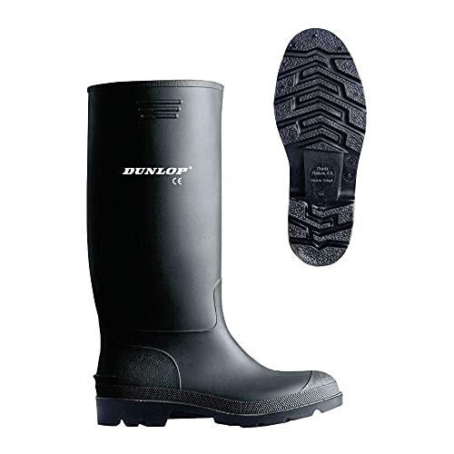 Dunlop Pricemastor, Bottes de Pluie Mixte Adulte, Noir...