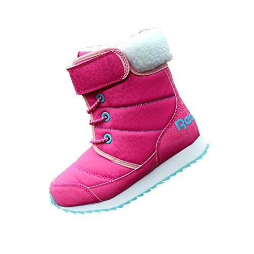 REEBOK JUNIOR SHOES SNOW PRIME - Color: Rose - 27,5