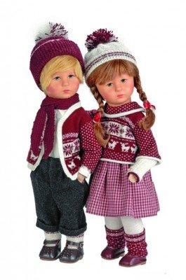 Käthe Kruse 47121 - Puppe VII Hampelchen Jakob
