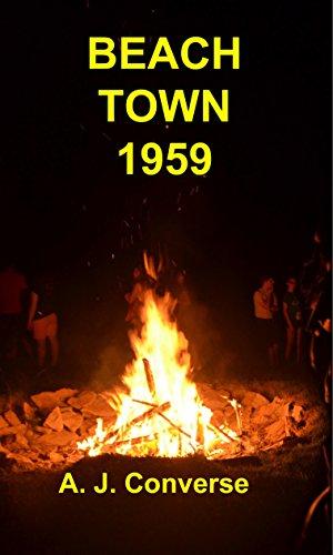 Beach Town 1959: A Mo Harris Adventure (English Edition)