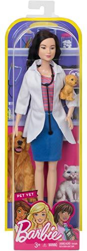Poupée Barbie Vétérinaire Carrière Pet - 5