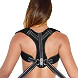 NS™ Metallic Plate Comfort Posture Corrector for Men and Women - Back Brace