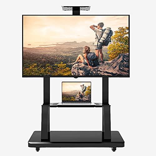 dh-7 55 75 70 50 65 pulgadas TV móvil Soportes de TV con 2...
