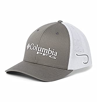 Columbia PFG Mesh Ball Cap Titanium/Hook Small/Medium