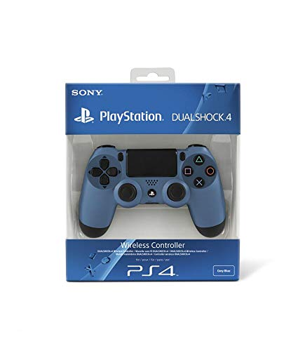 PlayStation 4 - DualShock 4 Wireless Controller Uncharted 4: A Thief's End Design, grau-blau