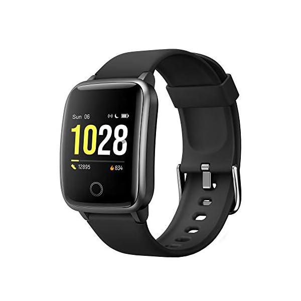 GRDE Smartwatch Fitness Tracker Armbanduhr
