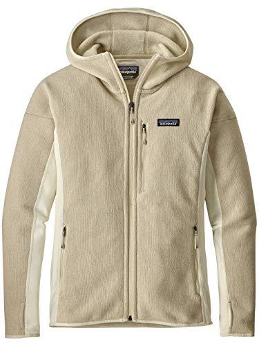 Patagonia Damen Fleecejacke Sweater Hooded Fleece Jacket