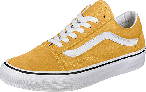Vans Old Skool (Lienzo) Mens Skateboarding-Shoes vn-04ojgyk, Fórmula uno