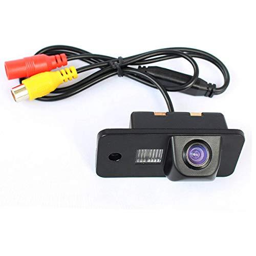 GOFORJUMP Caméra de recul pour Voiture avec caméra de recul arrière spéciale CCD HD pour caméra de recul pour A / A3 A3 A6 A8 Q5 Q7 A6L