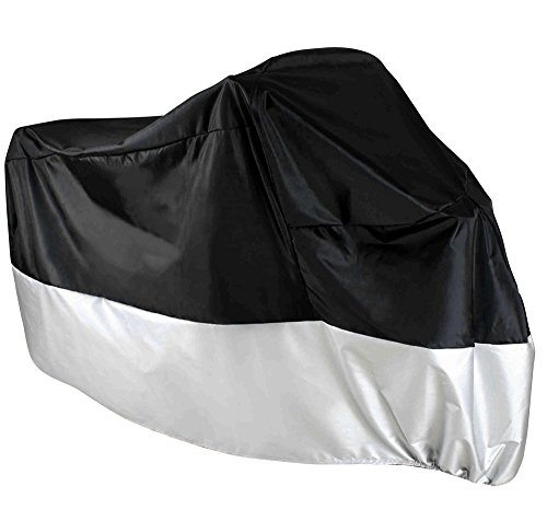 TMS XLarge Black All Weather Dust Storage Cover for...