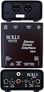 rolls Stereo Direct Interface (DB24)