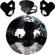 Disco Ball Complete Party Kit with 20
