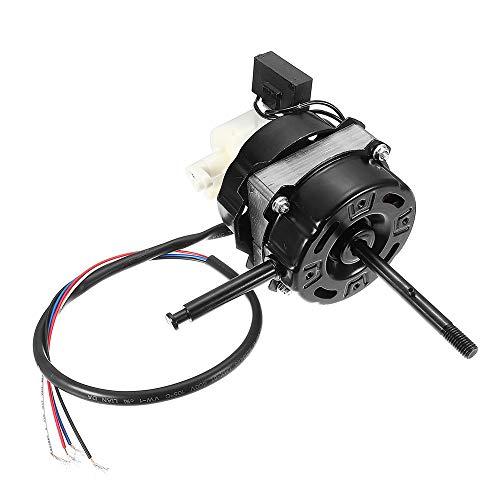 MJJEsports 1200Rpm 60W luchtkoeler Del Motor Del ventilator dubbele rotatie lager Dc Motor