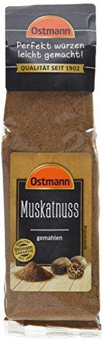 Ostmann Muskatnuss gemahlen, 50 g