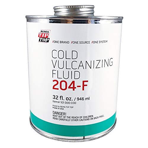 Rema Tip Top 204-F Cold Vulcanizing Fluid (32 oz.) Tire Repair Cement