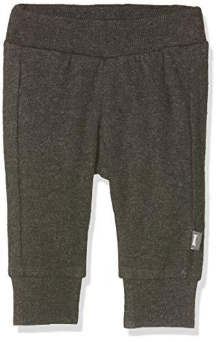 Imps & Elfs U Pants Pantalon, Gris (Dark Grey Mélange P339), 86 Mixte bébé