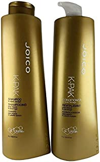 Joico K-Pak To Repair Damage Kit Shampoo Condicionador 1L