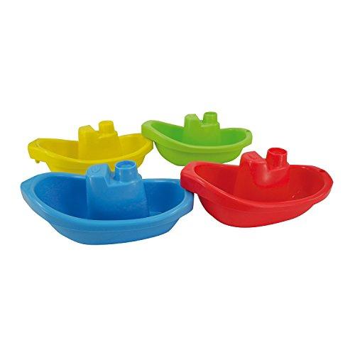 Spielstabil 3725 Wellenreiter 4-teilig, Fashion-Farben in rot, grün, gelb, blau