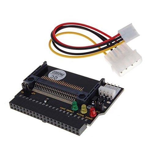 WINOMO Dual Compact Flash CF J'ai ha evolucionado el adaptador de disco...